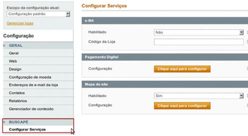 beeb75c05 Exportação para comparador de preços  Módulo de exportação de produtos em  xml para o Buscapé para e-commerce